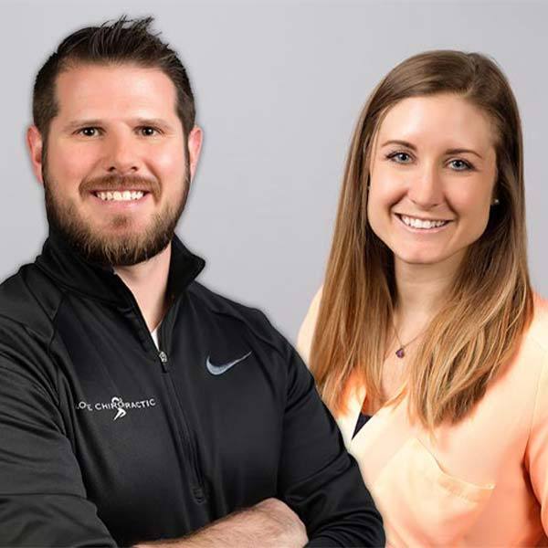 Chiropractor Overland Park KS Adam Love and Robyn Love